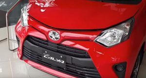 Toyota Calya E MT All New